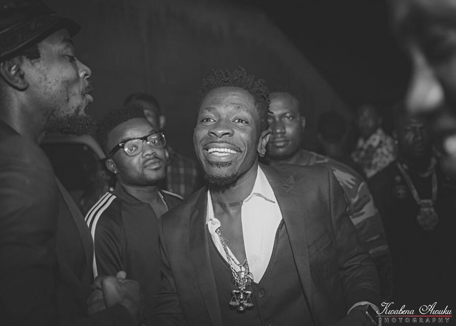 FULL LIST of WINNERS: Shatta Wale Rewards Fan with a Toyota Camry SE at 2016 SM Honors