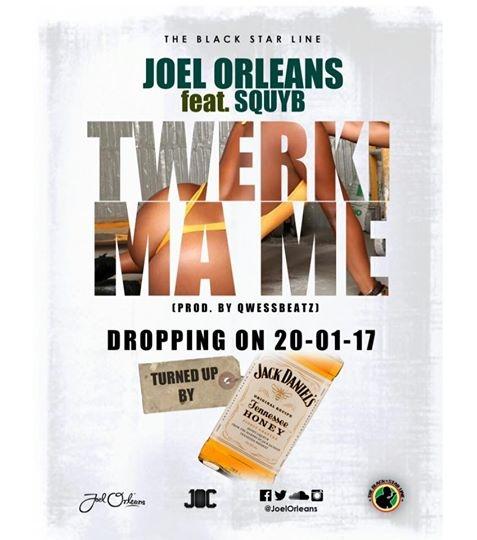 JOEL Orleans to premiere 'Twerki Ma Me' on January 20