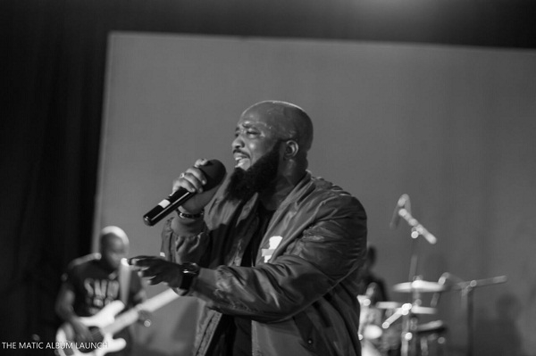 PHOTOS: Trigmatic thrills patrons at his MATIC album launch