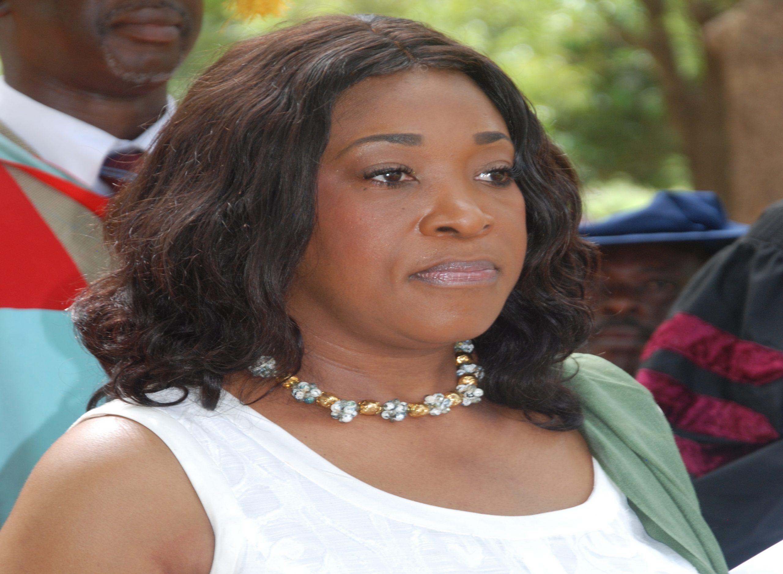 Young Diplomats of Ghana congratulates Shirley Ayorkor Botchway