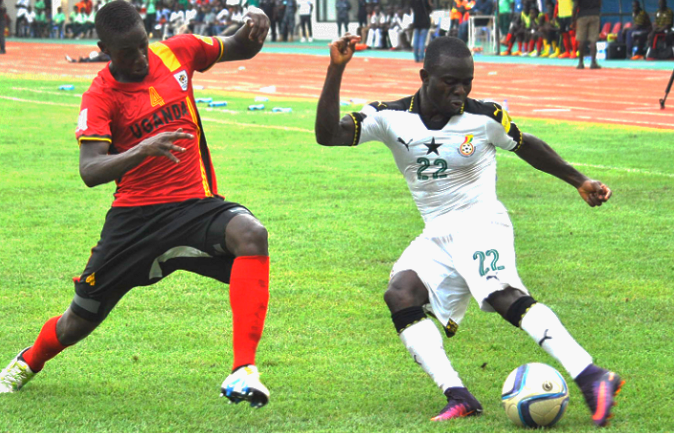 Ghana and Uganda predict tough but winnable game