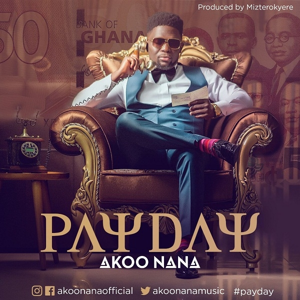 WATCH: Akoo Nana premieres PAY DAY