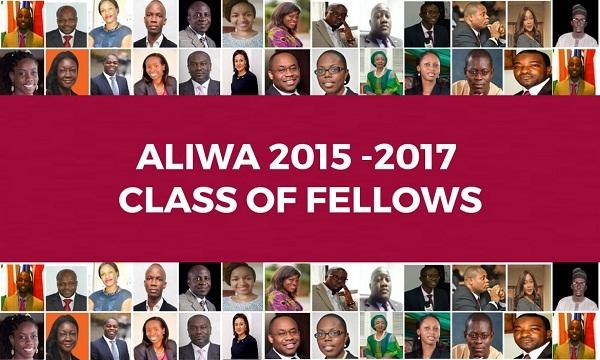 Three ALIWA Fellows in Cabinet