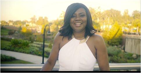 "WATCH: Gospel Diva, AQUIA Premieres Inspirational Single Titled ""NNWOM"""