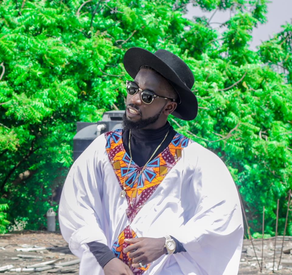 """Feeling"" music video was shot on a $20,000 budget - Bisa Kdei"