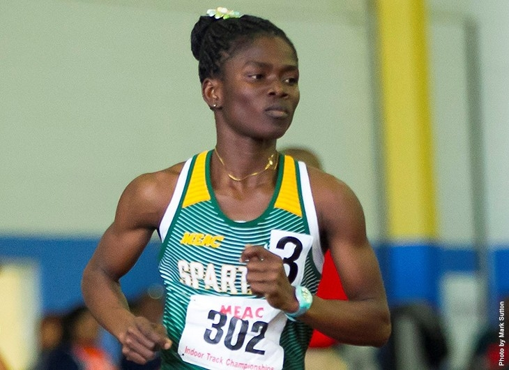 Martha Bissah emerges Most Outstanding Athlete after winning two gold medals