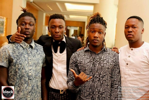 D-Black Signs 3 New Artists to Black Avenue Muzik