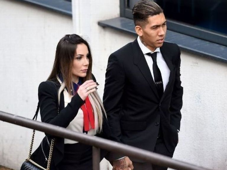 Liverpool's Firmino fined, banned after drunk driving charge