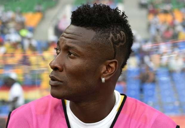 I played in the UAE and China to guarantee my future - Asamoah Gyan