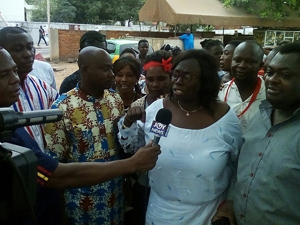 Tension Brewing In Dome Kwabenya Over Appointment Of MCE