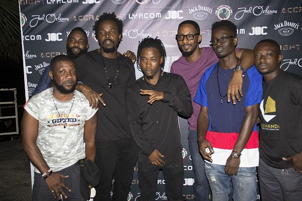 PHOTOS: Stars support Joel Orleans at his Video Premier Party
