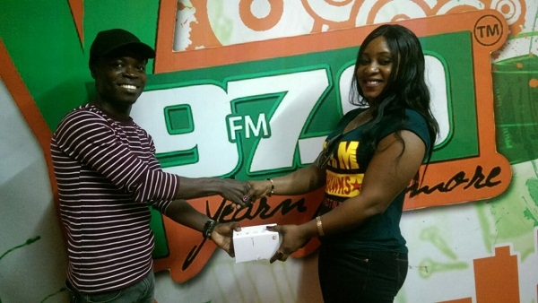 Winners of YFM/MTN Valentine's Day Competition [PHOTOS]