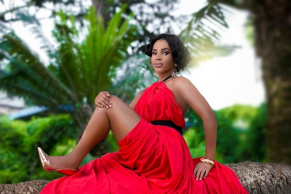 Benedicta Gafah's Valentine's day Special – Beauty meets nature