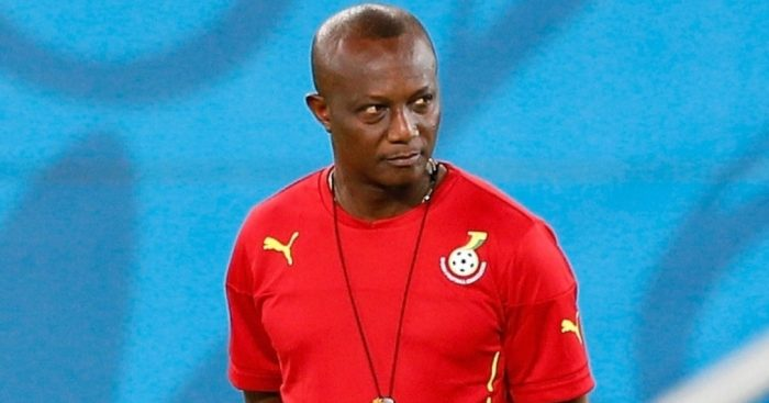 Appiah heads three-man Ghana shortlist