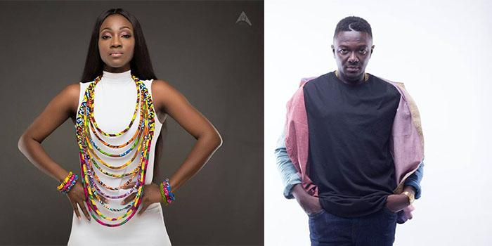 YFM's Caroline Sampson and DJ Mic Smith nominated for Ghana-Naija Showbiz Awards