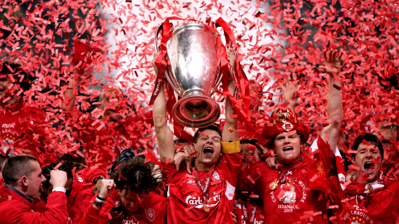 Djibril Cisse Reveals What Steven Gerrard Said At Half-Time In Istanbul
