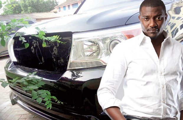 John Dumelo Reveals What Happened to His KNUST Certificate