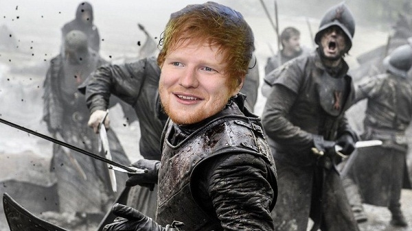 Ed Sheeran to make guest appearance in Game of Thrones