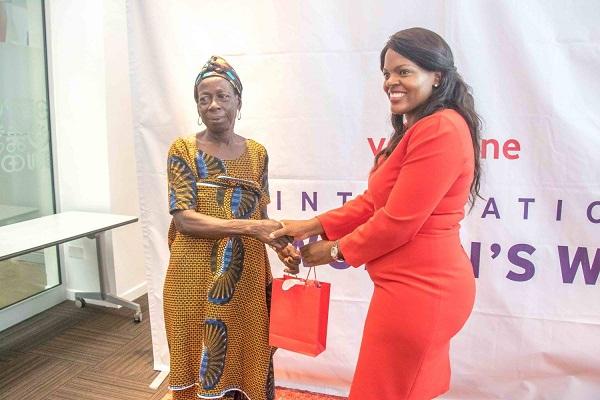 Vodafone empowers 600 farmers on International Women's Day