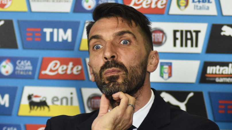 Gianluigi Buffon Is Still Learning From One Of Best Goalkeepers In The World