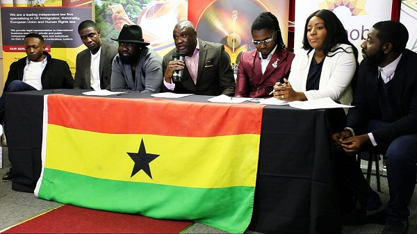 2017 Ghana Music Awards UK set to be 'bigger and better'; calls for entries