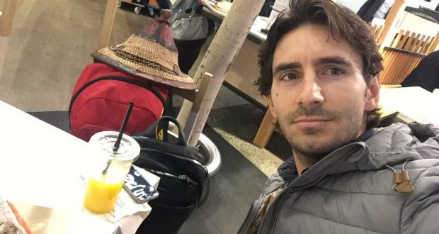 Gerard Nus arrives home after 7 weeks of fighting for AFCON bonuses