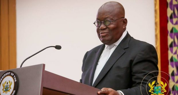 You'll soon enjoy wealth – Akufo-Addo to Ghanaians