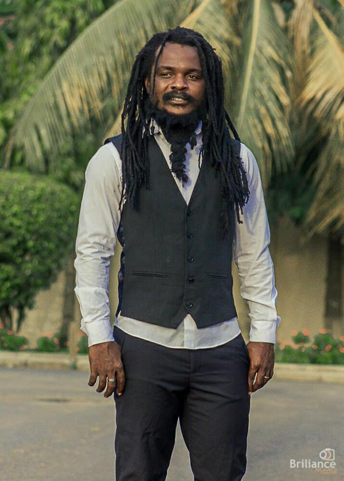 Ras Kuuku's #Nwansina song goes viral in Sunyani
