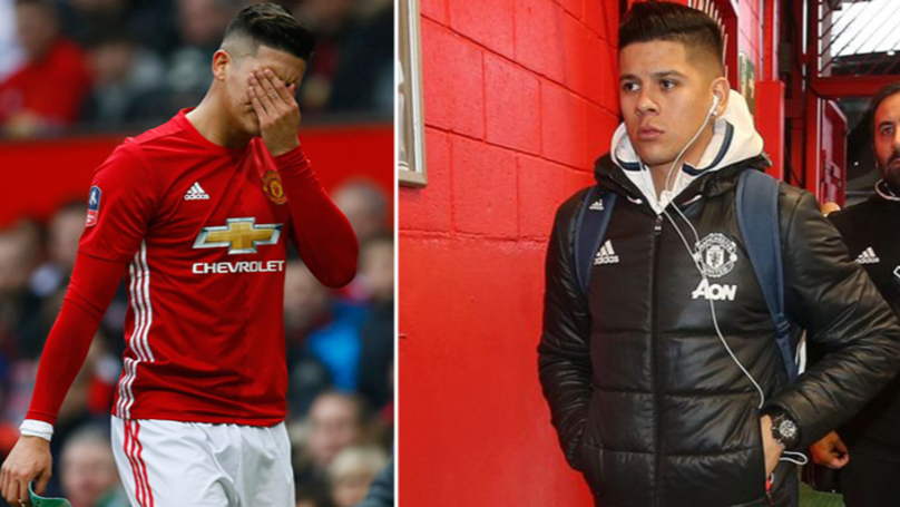 Marcos Rojo's Cousin Shot Dead In Argentina