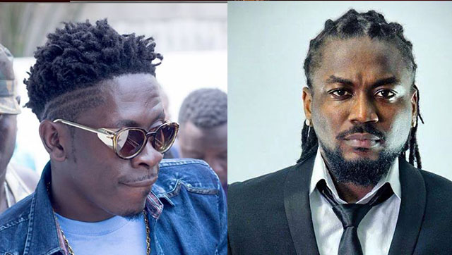 'Xposed' or 'Taking Over' - Samini Dares Shatta Wale