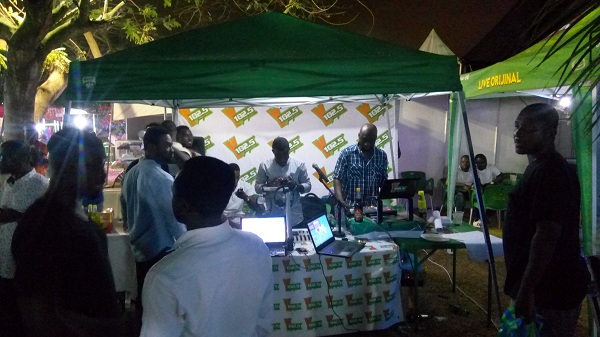 "YFM Kumasi Lights Up ""Repu"" Hall Week"