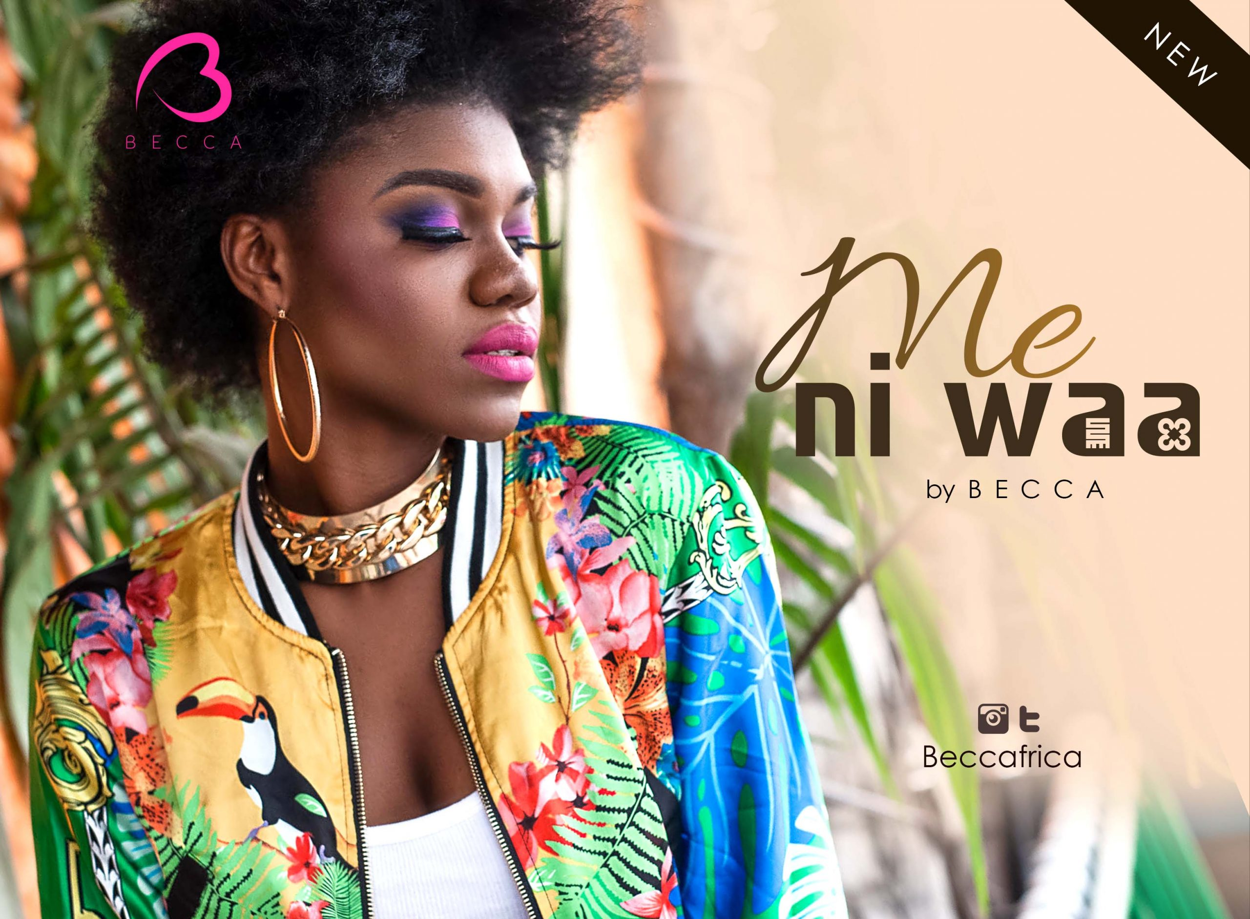 WATCH: Becca premieres 'Meni Waaa' Video