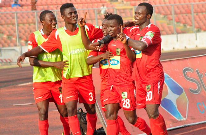 Medeama stop Aduana as Kotoko catch up with WAFA win