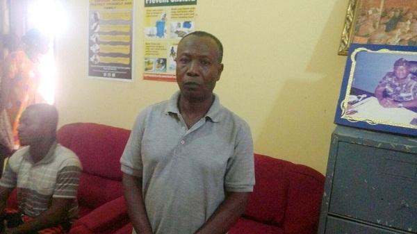 Fake money 'doubler' grabbed in Kumasi