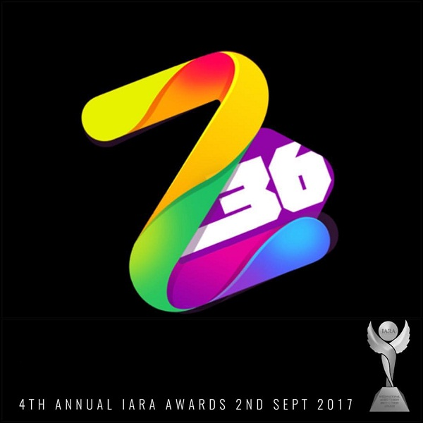 Zone Three 6 Network are Official Media Partners for 2017 IARA AWARDS