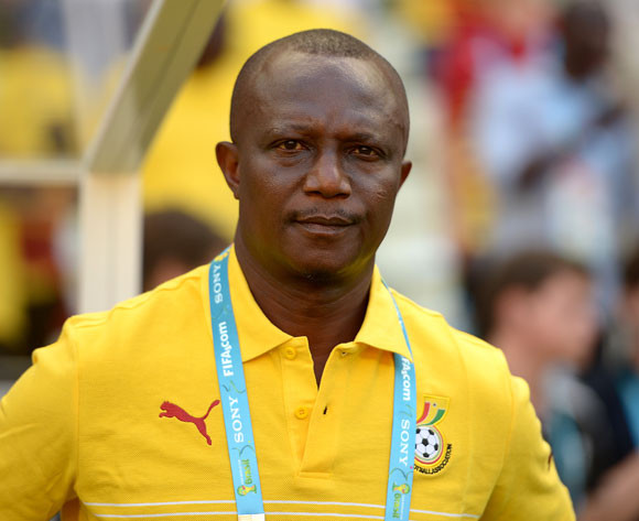Kwesi Appiah named new Ghana Coach