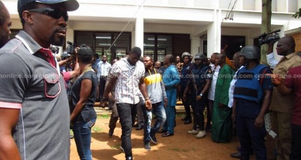 13 Delta Force members fined GHc2,400 each for escaping