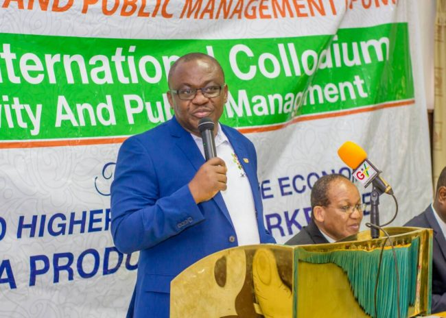 International Institute for Productivity and Public Management Launched
