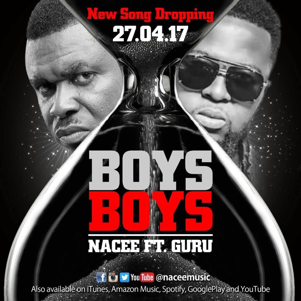 Nacee Links Up With Guru On New 'Banger', #BoysBoys
