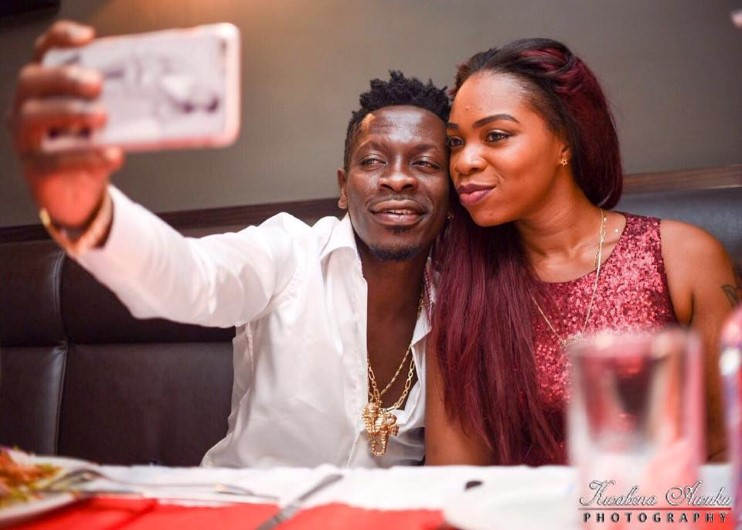 Shatta Michy Picks Her TOP 2 Dancehall Artists