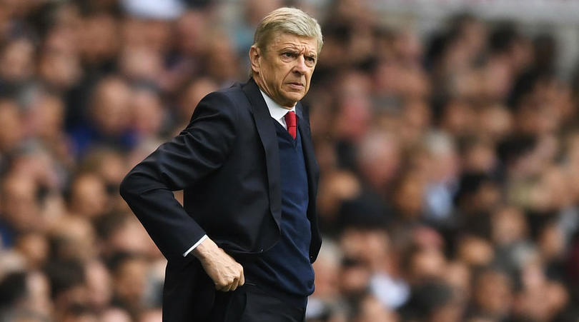 Arsene Wenger drops hint over Arsenal future