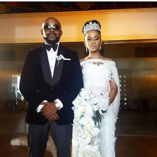 Banky W finally getting married to Adesua Etomi