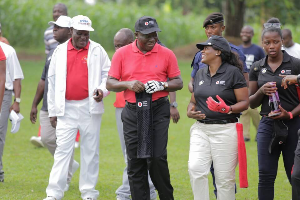 Yolanda Cuba – Golf has a new darling!