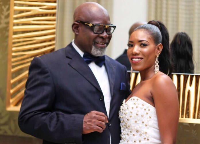 Victoria Lebene Breaks Up With Kofi Adjorlolo