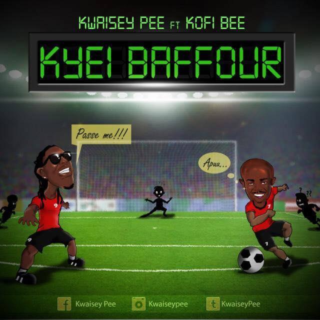 WATCH: Kwaisey Pee features Kofi B on 'Kyei Baffour'