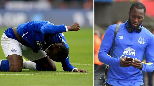 Romelu Lukaku Responds To The Sun's Transfer Story