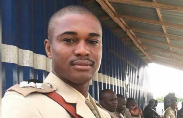 Captain Mahama's 'killer' found dead