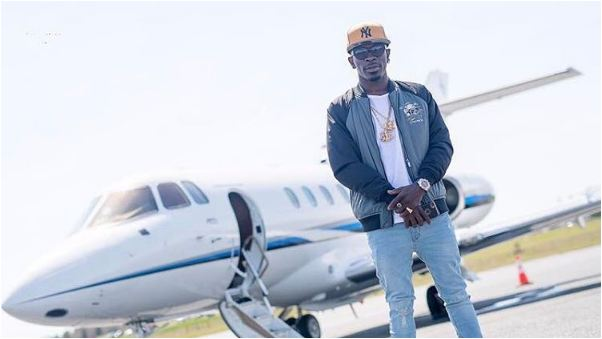 Shatta Wale Discloses How Much It Cost to Shoot 'Umbrella' Video in US