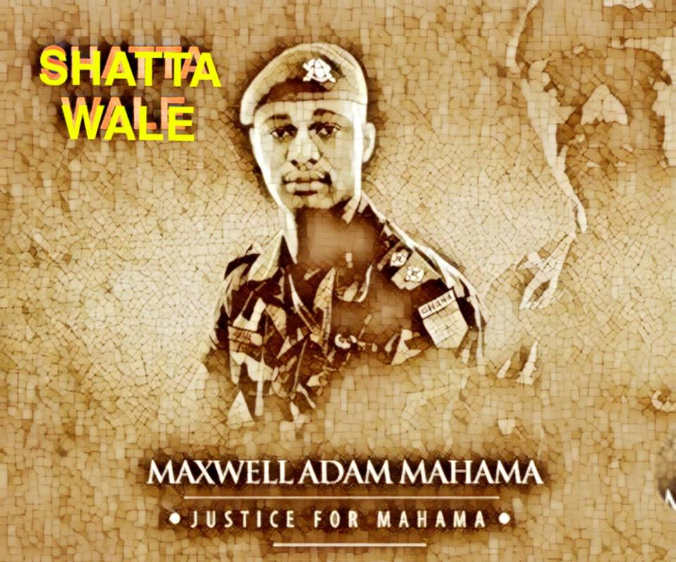 LISTEN UP: Shatta Wale pays tribute to Capt. Mahama