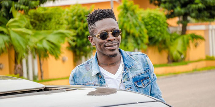 Shatta Wale Lists His TOP 5 Songs at the Moment